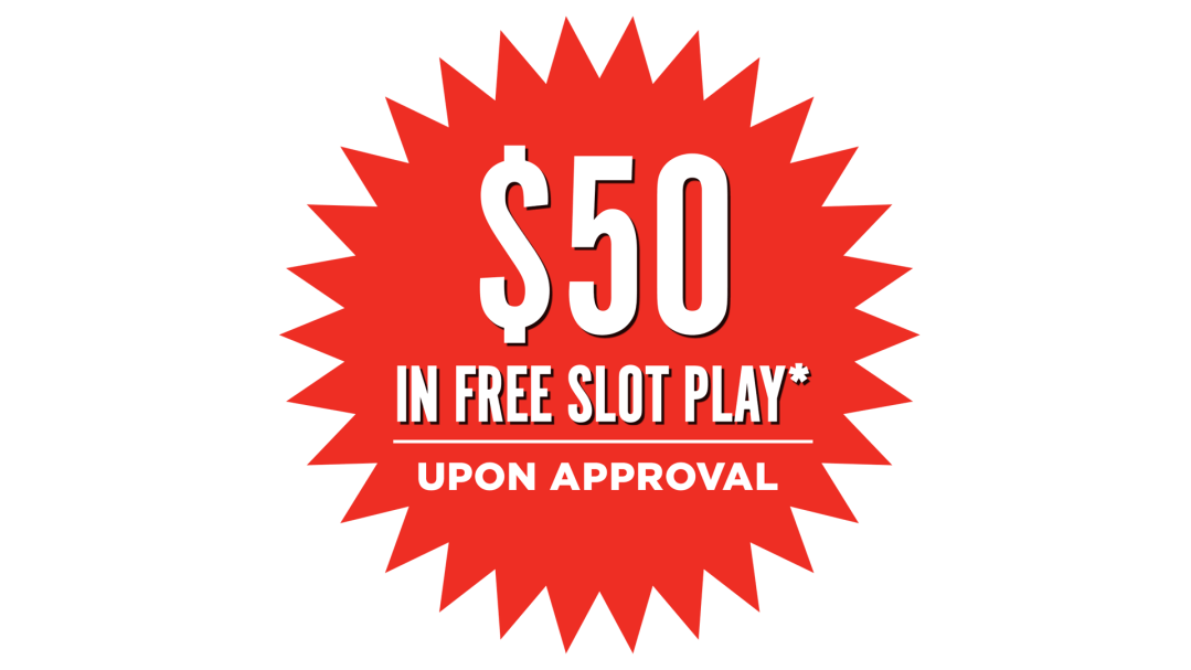 $50 In Free Slot Play