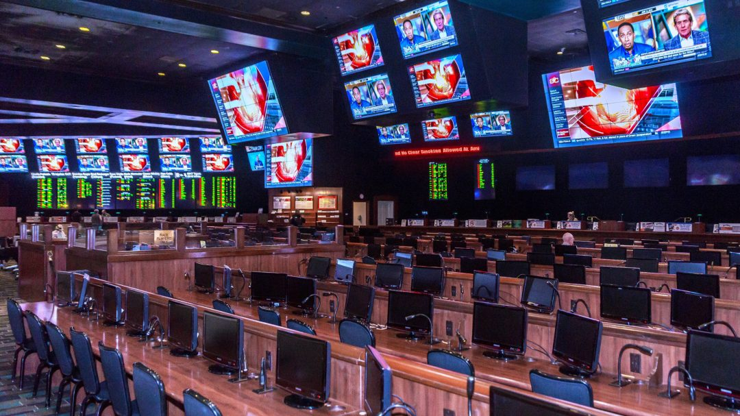 Boulder Station Race and Sports Book