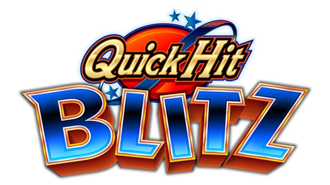 Quick Hit Blitz Logo