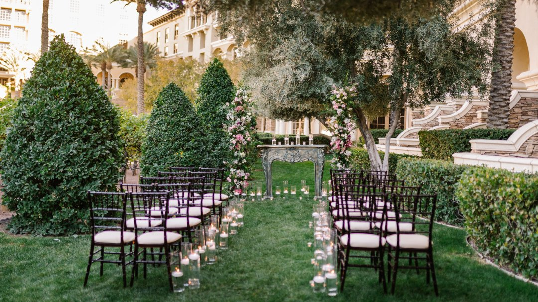 Green Valley Ranch Garden Wedding