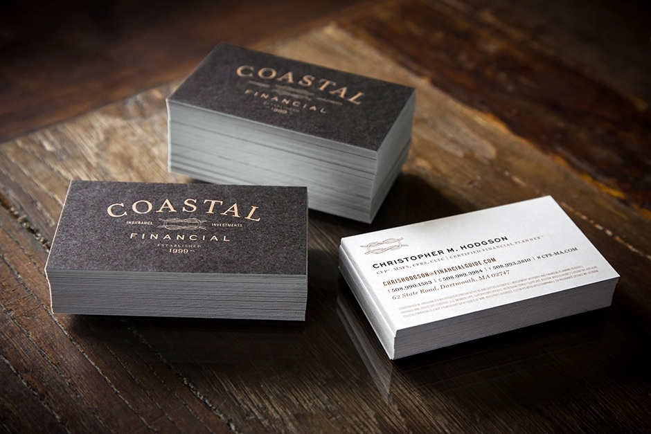 Coastal Financial Branding