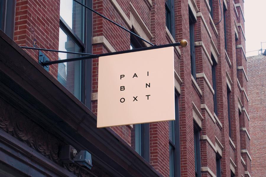 Paintbox Visual Identity — STATIONERY OVERDOSE