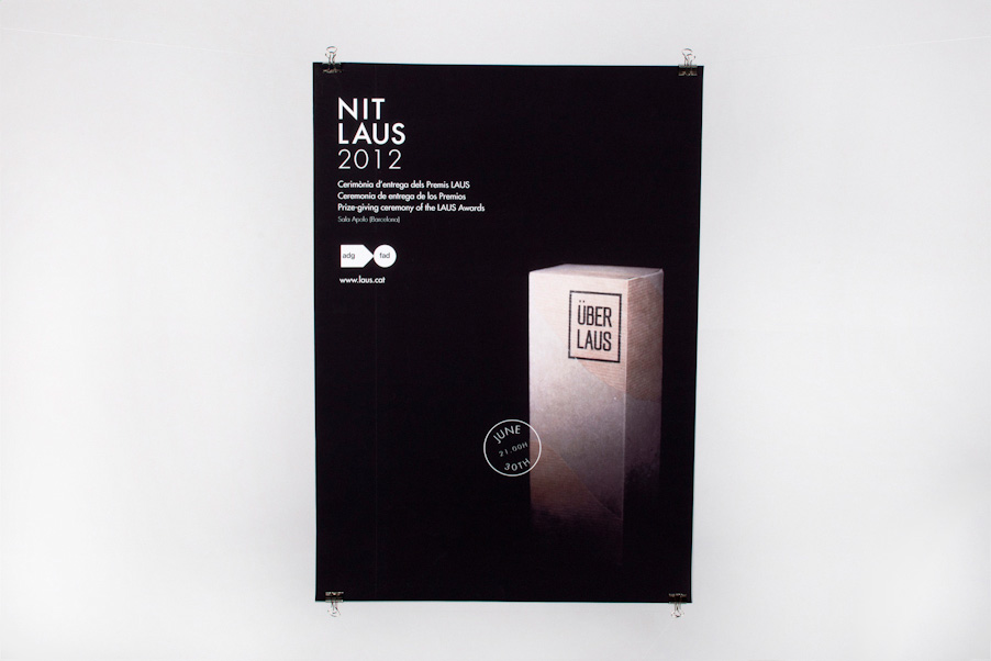 Uber Laus branding