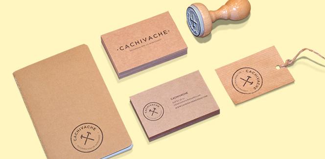 cachivache branding
