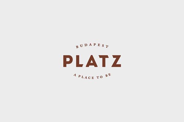 Platz branding
