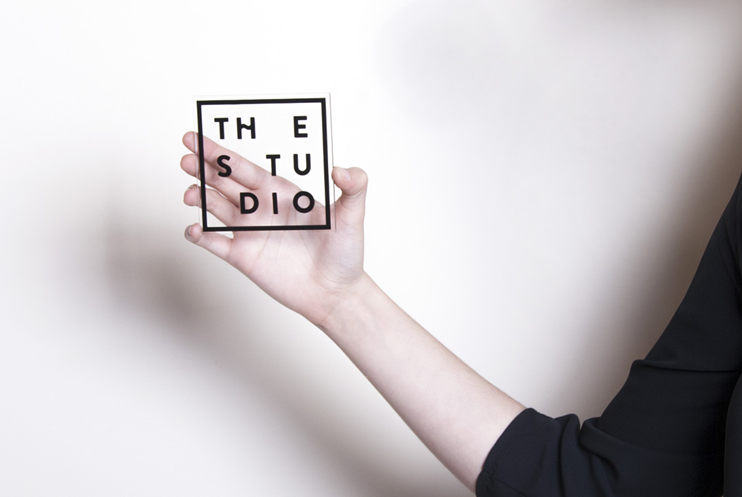 The Studio branding