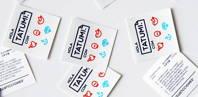TATUMI branding