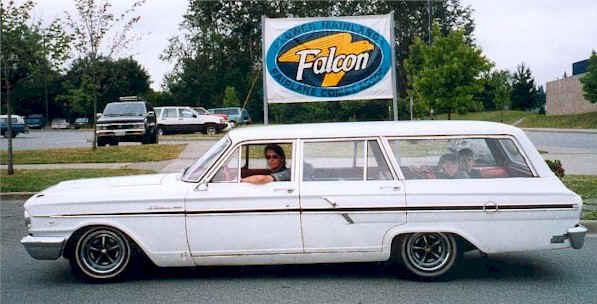 Fairlane 500 Ford Wagon Ranch