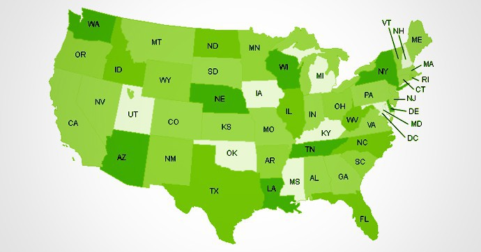 us-states-america