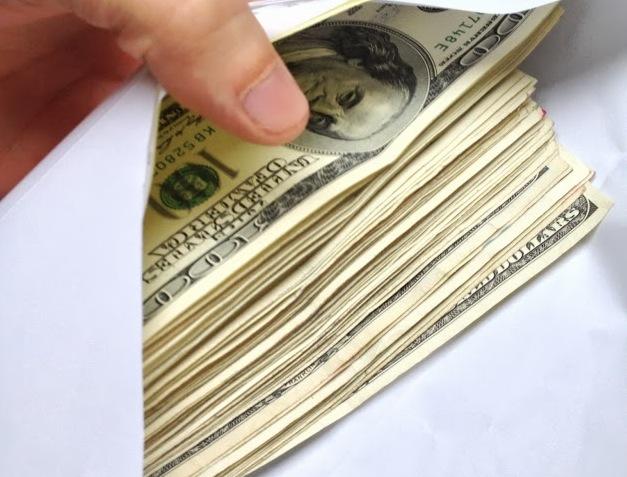 money cash $100 dollar bill one hundred stack of cash