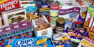processed food consumption statistics