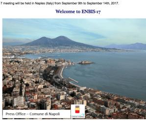 הכנס ה- 17 של ENBIS