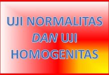 Uji Normalitas dan Homogenitas
