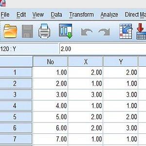 Data Regresi Ordinal