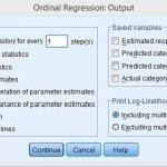 Regresi Ordinal Dengan SPSS