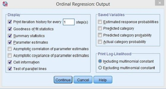 Tutorial Uji Regresi Ordinal dengan SPSS