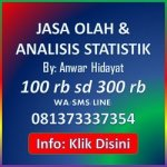 jasa analisis data