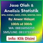 Jasa Analisis Statistik Indonesia