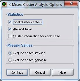K-Means Initial Cluster