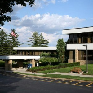exterior of the michigan office