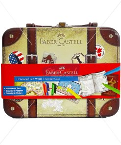 Faber Castell World Traveller Case Connector Pens by StatMo.in