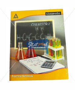 Classmate Practical Notebook Chemistry 168 Pages by StatMo.inClassmate Practical Notebook Chemistry 168 Pages by StatMo.in