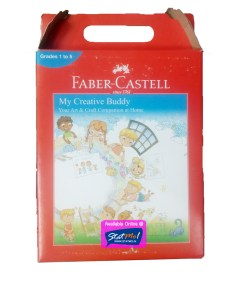 Faber Castell My Creative Buddy Kit by StatMo.in