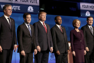 Republican Presidential Candidates Hold Third Debate In ...