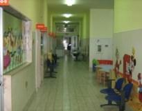 Corridoio Pediatria (immagine by Stato)
