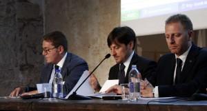 L'assessore regionale all'Agricoltura Dario Stefàno (immagine d'archivio da www.stefanopetrucci.com)