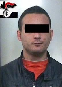 L'arrestato nativo di Cerignola