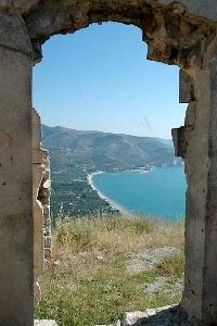 Monte Saraceno, Mattinata