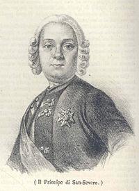 Principe Ss, Raimondo di Sangro (from Wikipedia)