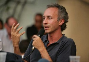 Marco Travaglio (image by forum.thesimpson.it)
