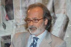 Il sindaco di Pietramontecorvino, R.Lamarucciola