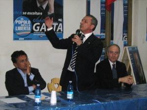 Presentazione Comitato elettorale Gatta (copyright Stato-19-2-10, T.Samele)