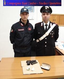 operazione Antidroga Bari (immagine d'archivio)