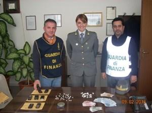 Finanza, sede comando provinciale di Foggia (immagine d'archivio)