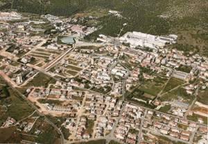 Una veduta di San Giovanni Rotondo (immagine d'archivio)