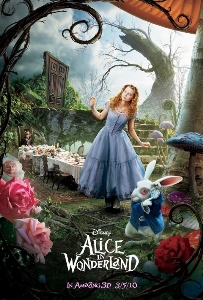 Alice in Wonderland - locandina