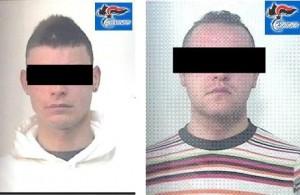 I cugini Passaquindici arrestati