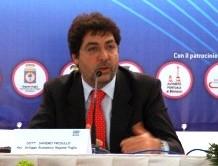 L'ex vice-presidente della Regione Puglia, Sandro Frisullo