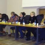 Convegno ai Celestini 'Donne-Violenza' (Manfredonia, 7 marzo 2010)