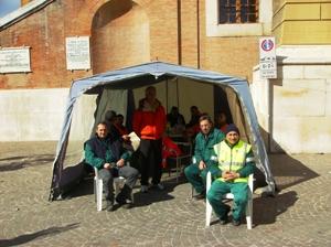 Lavoratori Coop Fiore (image Nicola Saracino)