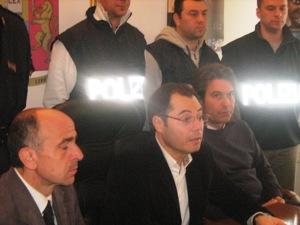 Conferenza stampa in Questura 'operazione antiprostituzione'