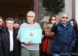 M.E.Di Carlo, N.Vascello - Lesina, manifestazione No Petrolio