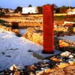 Scavi archeologici, area Siponto Nord (image A.Del Vecchio)