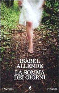 La somma dei giorni (copertina Allende)