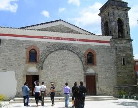 Carlantino, turismo ambientale e culturale (immagine d'archivio)