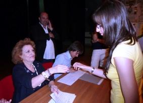 Fioretta Mari, Foggia (immagine d'archivio)